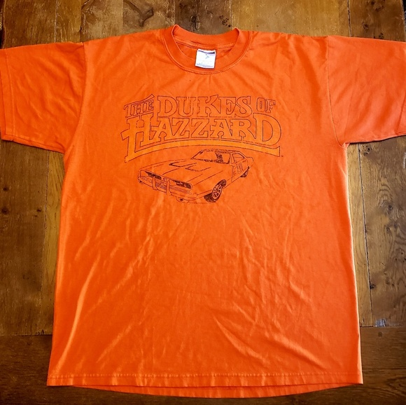Vintage Other - Vintage Dukes of Hazzard tee shirt